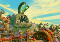 Skylanders Trap Team Environment Chompy Mountain