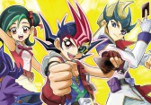 Yu-Gi-Oh! Zexal: World Duel Carnival (3DS)