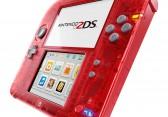 Nintendo 2DS transparent