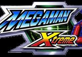 Mega Man Xtreme 2 Logo