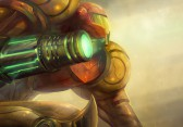 Metroid Artwork Artikelbild