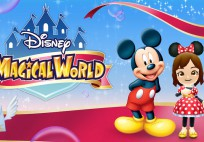 Disney Magical World Titelbild